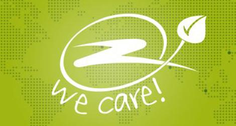 """Rispetto per l'ambiente e guerrilla marketing: campagna """"We Care"""" di Zobele."""